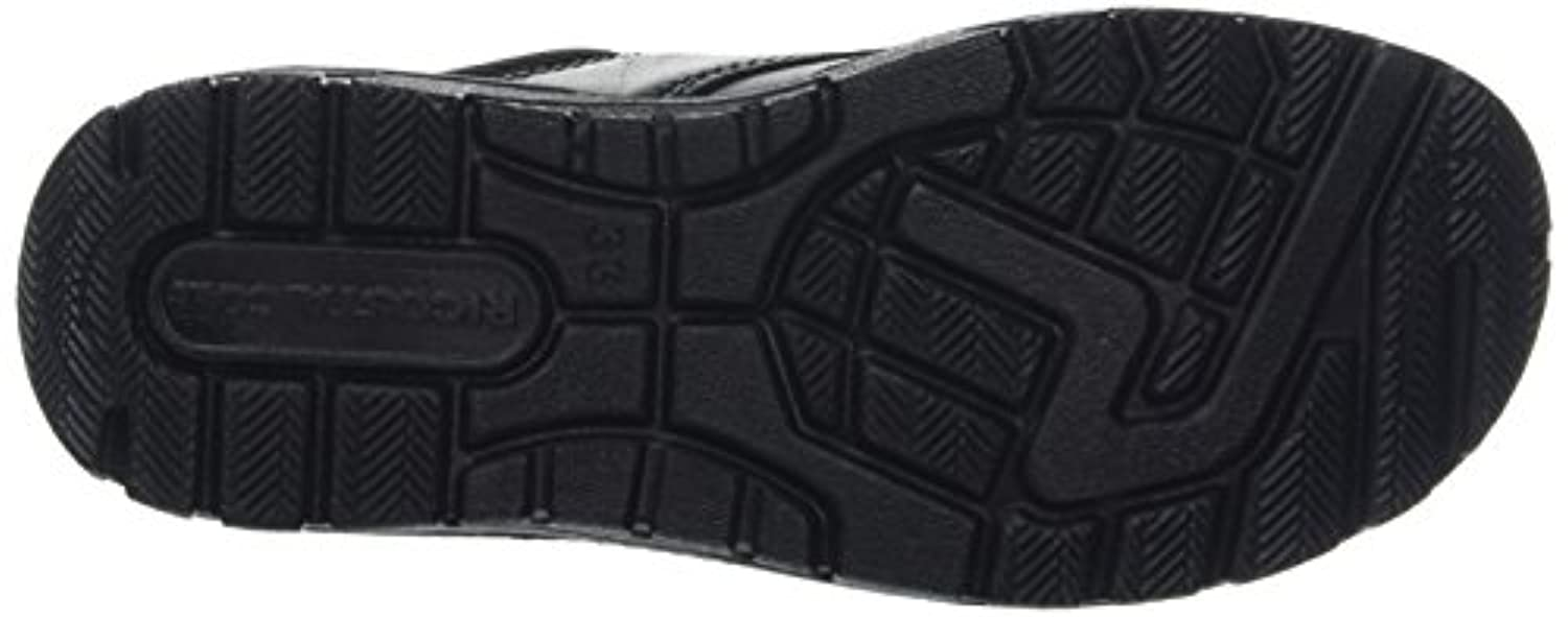 Ricosta Boys' Jack Loafers, Black (Schwarz), 1 UK 33 EU