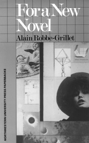 By Alain RobbeGrillet  For A New Novel Essays On Fiction 1st  Edition pdf epub download ebook