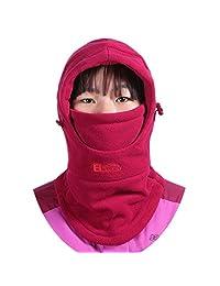 Xianheng Children Face Cover Hat Balaclava Mask Girls Boys Winter Warm #9