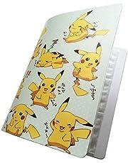 جمع 324 بطاقات البوكيمون بيكاتشو البوم الكتاب قائمة أعلى تحميل تلعب بطاقات البوكيمون صاحب البوم اللعب