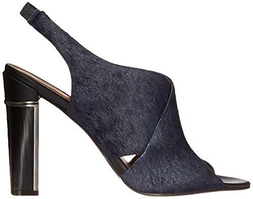 Calvin Klein Kvindernes Karel Kjole Pump Indigo / Sort 9bQFKl
