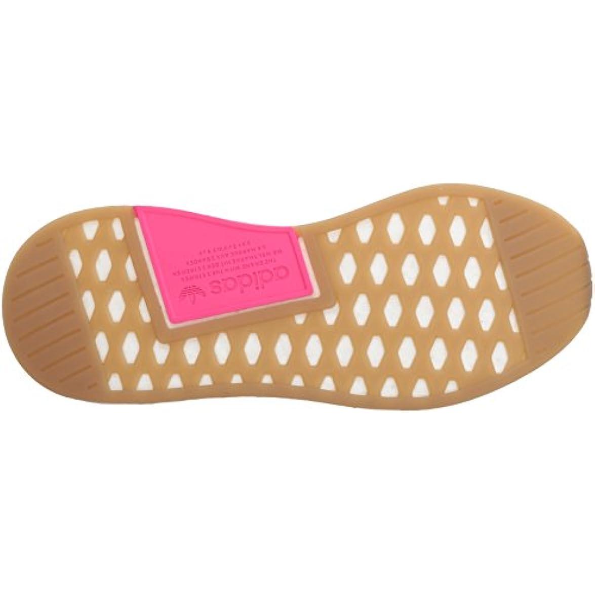 Adidas Originalsnmd r2 Pk W - Nmd r2 Da Donna Uomo Bianco white white shock Pink 40 5 Eu