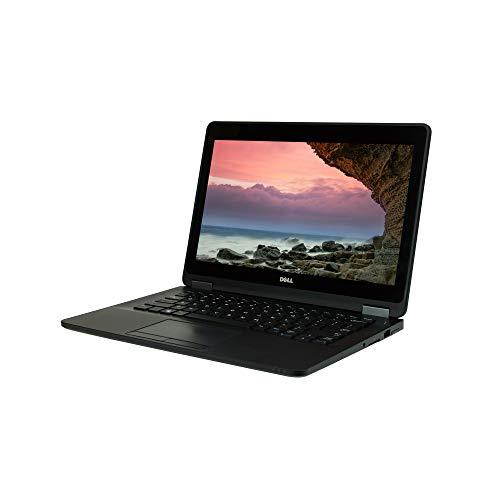 (Renewed) Dell Intel 6th Gen Core i7 6600U 12.5-Inch (31.75 cms) 1080p Full HD Laptop (16 GB/512 GB SSD/Windows/Intel(R) HD Graphics 520/Black/2.40 Kg), E7270
