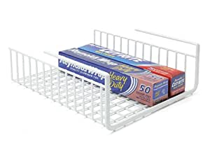 Organize It All 1983W Under Shelf Wrap Holder Organize It All Under Shelf Wrap Holder