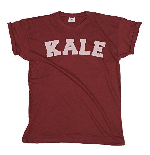 Kale Funny Slogan Mens & Ladies Fashion Unisex Fit T-Shirt