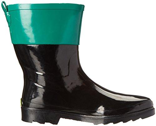 Mid Pop Top Black Rain Western Chief Top Pop Boot Women's wqIB6