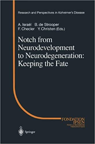 Book Notch from Neurodevelopment to Neurodegeneration: Keeping the Fate