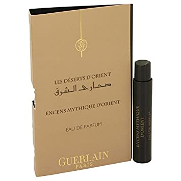 By Mythique Womens Edp Sample 1ml03oz Guerlain X2pcs Encens Vials D'orient eCxdoBrEQW