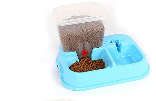2-en-1-Distributeur-automatique-de-nourritures-croquettes-et-eaux-pour-animaux-de-compagnie-bleu