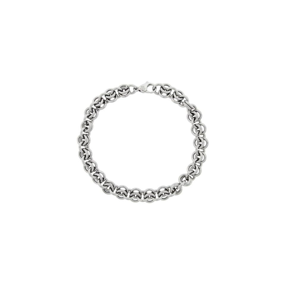 Mens Stainless Steel Chain Bracelet, 9