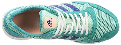 W mencla Adizero Femme Chaussures agalre Bleu De tinmis Eu 3 43 Trail Multicolore 3 000 Adios Adidas OfCtqww