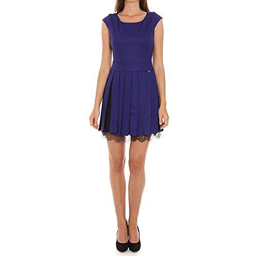 Liu Liu Jo Jo Navy Kleid Kleid Blau v5qTwW