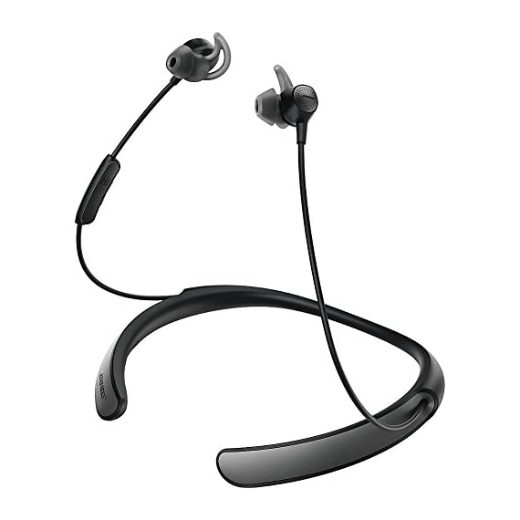 Bose QuietControl 30 Wireless Headphones 2 Breakthrough technology lets you control your own level of noise cancellation throughout your day Bluetooth and NFC pairing so you can connect to your devices wirelessly Volume-optimized EQ gives you balanced audio performance at any volume
