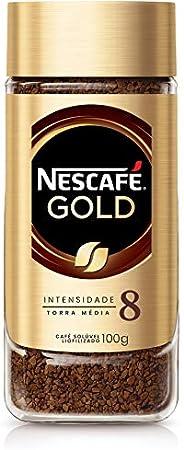 Café Solúvel, Nescafé, Gold, 100g
