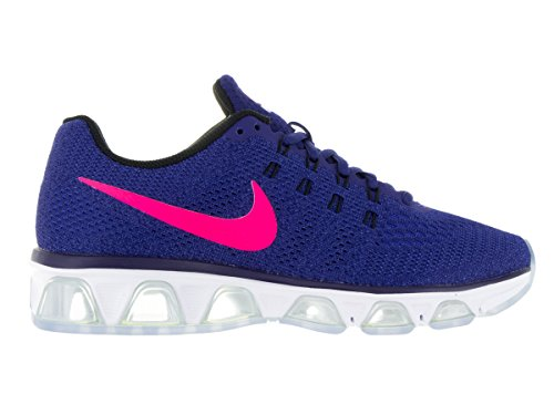 Nike Herren Downshifter 6 Laufschuhe Deep Royal Blue / Pink Blast-Racer Blau-Schwarz