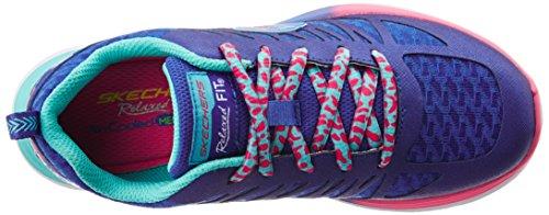 Kid Blau Kids Valeris Kid Big Little Sneaker Skechers Sport Firelite fAYHwqBxxF