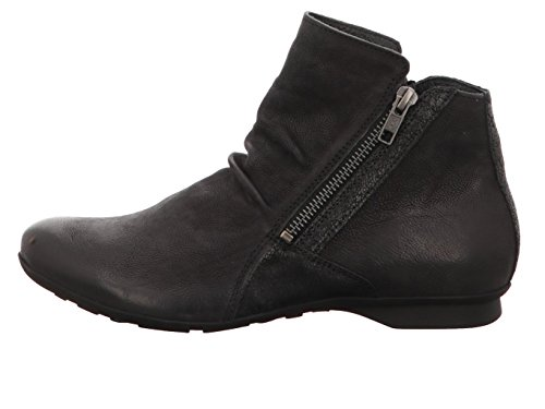 KOMBI Keshuel Think Leather Womens SZ Boots 5Xzv5