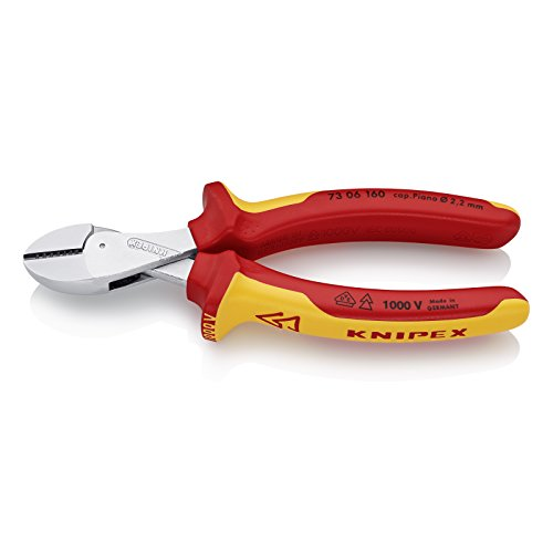 Knipex 73 06 160 Compact Diagonal Cutters