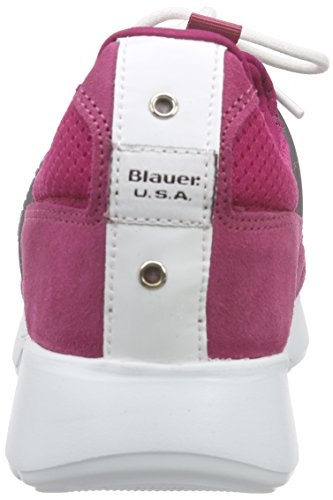 Blauer USA 6swoneolow/mix - Zapatillas Mujer Rosa