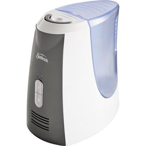 Sunbeam Warm Mist Humidifier, SWM5750DN-WM by Sunbeam (Warm Humidifier Sunbeam)