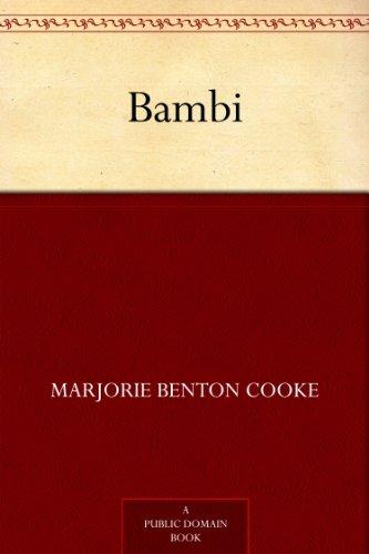 Bambi (English Edition)