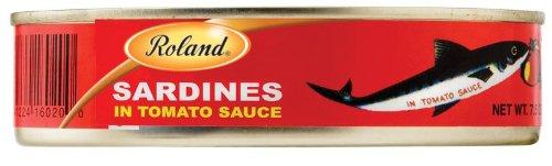 Roland Sardines Tomato Sauce Ounce