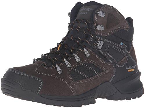 Black Dark Grey Charcoal Tec Men's Hi Hiking Mount Diablo Boot aw8Hpq