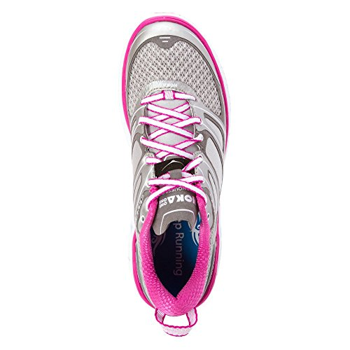 Hoka One One Conquest Femmes 2 Chaussures De Course À Pied Rose