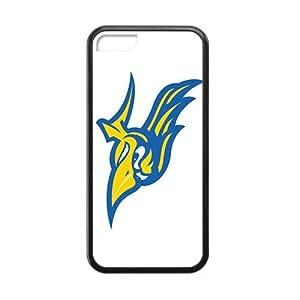 NCAA California Davis Aggies Black For Iphone 6 Phone Case Cover