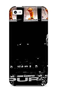 san antonio spurs basketball nba (34) NBA Sports & Colleges colorful iPhone 5c cases