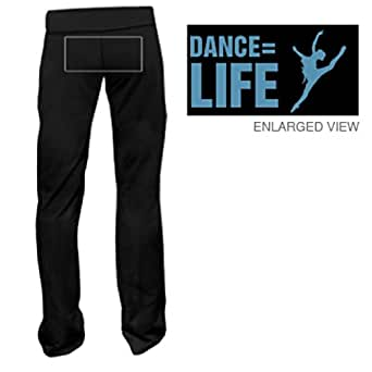 Dance Is Life: Junior Fit Fitness Pants