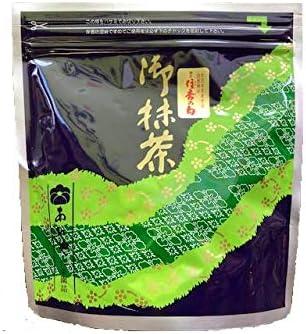 抹茶 住吉の昔 100g袋(すみよしのしろ) 薄茶 茶道用 大日本茶道学会会長御好