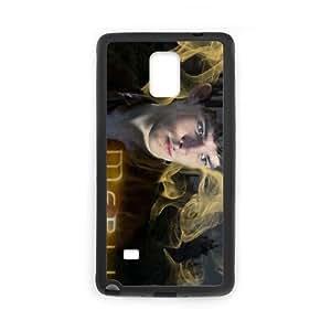 Samsung Galaxy S4 Phone Cases Black Merlin DFJ544465
