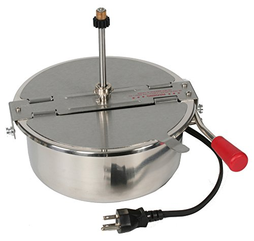 4082 8 Ounce Replacement Popcorn Kettle For Great Northern Popcorn Poppers ()