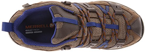 Hiking Waterproof Siren Merrell Sport Shoe Blue Stone Women's 2 Merrell gqXxBHw