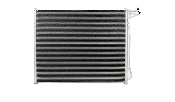 Pacific Best Inc For//Fit 4375 92-96 Ford Econoline Van A-C Condenser