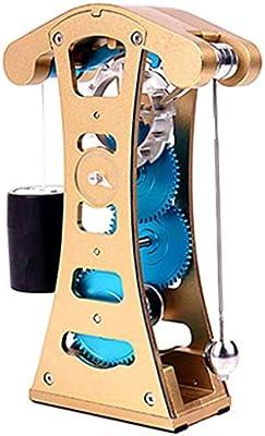 WJH Todo de Metal del Reloj 3D Montado descompresión Juguetes ...