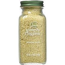 Sesame Seeds Organic Whole 3.70 Ounces