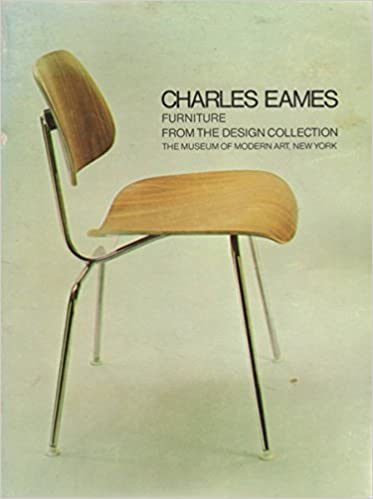 Charles Eames Furniture From The Design Collection Of Modern Art, New York: Charles  Eames: 9780870703140: Amazon.com: Books