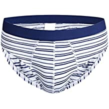 Men's Briefs, Greneral3 Sexy Low Rise Pouch Comfortable Breathable Underwear