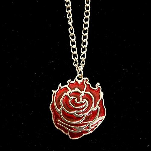 (RWBY Ruby Rose Necklace)
