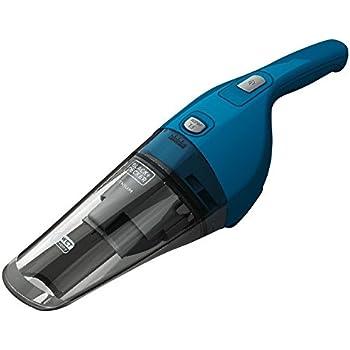 BLACK+DECKER dustbuster Handheld Vacuum, Cordless, Blue (HNV215BW52)