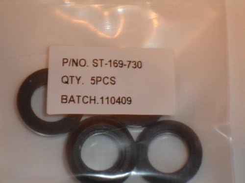 5 Mig Washers 169-730 Shock Washers 169730 Fit M25//M40 Miller Welding Gun
