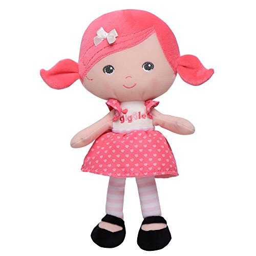 Baby Starters Interactive Giggly Jilly Doll