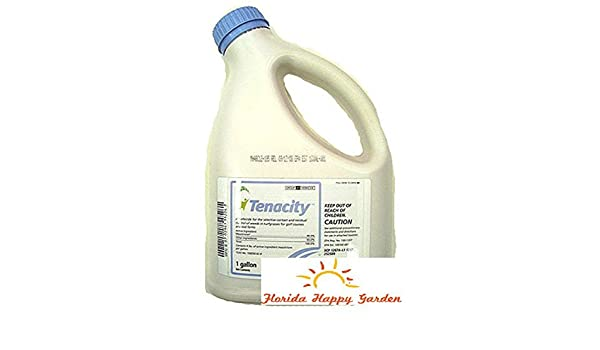 Amazon com : Syngenta Tenacity Herbicide 1 Gallon : Weed Killers