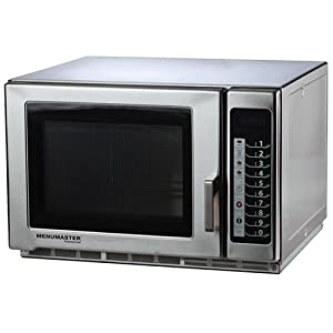 Amana RFS18TS Commercial Microwave – for High Volume Use, 1800 Watts