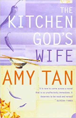 Book The Kitchen God's Wife