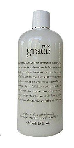 Philosophy Pure Grace Perfumed Olive Oil Body Scrub 16 fl. oz.