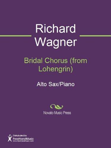 Bridal Chorus (from Lohengrin) Sheet Music (Alto Sax/Piano)
