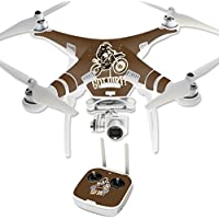 Skin For DJI Phantom 3 Professional – Got Dirt | MightySkins Protective, Durable, and Unique Vinyl Decal wrap cover | Easy To Apply, Remove, and Change Styles | Made in the USA
